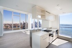 Be the first to live in 2BD 2BA Residence w/ Extra High Ceilings at the Luxurious One Manhattan Square | LES